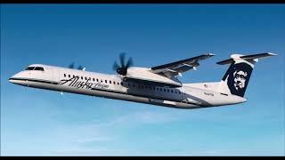 (ATC Audio) Alaska (Horizon) Dash 8 Q400 Hijacked by Employee