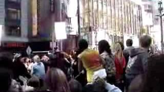 High School Musical- Live at TimeSq. 3-29-06