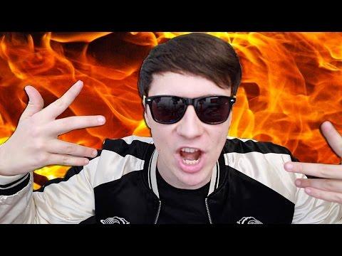 Dan's Diss Track - ROAST YOURSELF CHALLENGE