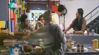 زكي عصب على مصعب لأنه كان جالس مع رنا على العشاء 05/01/2014