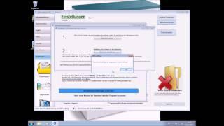 Rechnungsprogramm SWX-Auftrag / Umstellung Einzelplatz zu Netzwerk, Datenbankerstinstallation