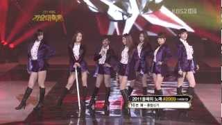 T-Ara - Cry Cry + Roly Poly 111230