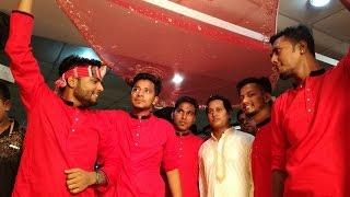 Foysal & Tushi's Gaye Holud Dance Performance 2016 ll Bangladeshi Wedding Dance