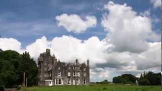 Craigdun Castle in Northern Ireland