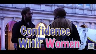 Social Anxiety/Shyness - How To Approach And Talk To Women With Confidence