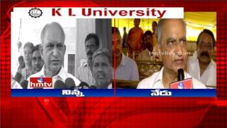 TDP MLC Murthy Responds on His His Hot Comments on Andhra University | HMTV