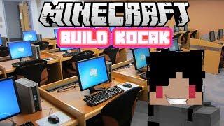 Minecraft Indonesia - Build Kocak (39) - Warnet!