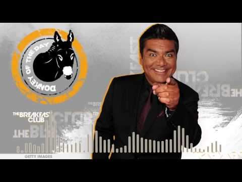 George Lopez Kicks Woman Out Of His Show For Being Upset By Anti Black Joke Donkey of the Day