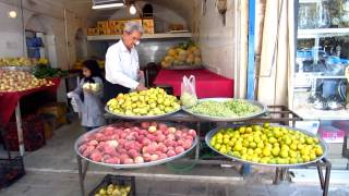 Yazd | Street Scenes | Travel to Iran 2012 | Go Backpacking | Trip to Persia