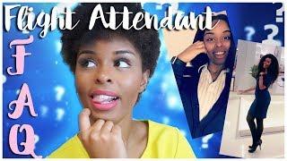 FLIGHT ATTENDANT FAQ #1 | Vlogmas Day 5 🎄 | Tattoos, Buddy Passes, Advice, Etc!