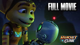 RATCHET & CLANK (2016) FULL MOVIE | PS4 (Gameplay Walkthrough)