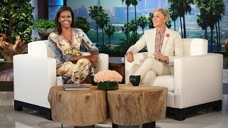 Michelle Obama Talks Legacy and White House Memories