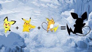Fan Requests #42: Pokemon Fusion Sprite: Pichu + Pikachu + Raichu