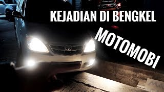 Kecelakaan di Markas MotoMobi