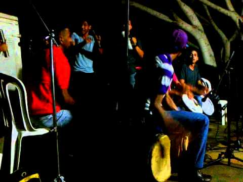 Combinacion Veleña Sesion de Percusión.