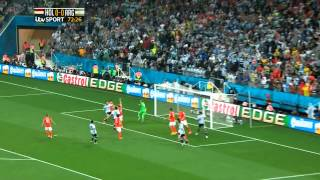 Lionel Messi vs Holanda Copa Mundial 2014 1080pHD