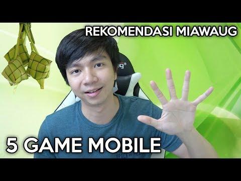 5 Game Mobile Yang Seru Pas Libur Lebaran