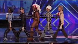 THE BEST TOP 10 America's Got Talent part #2 /Audition Performances