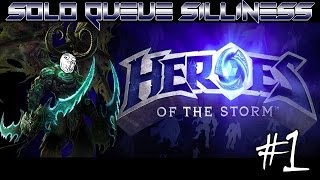 SOLO QUEUE SILLINESS #1 - IL(O)LIDAN [HEROES OF THE STORM HD]