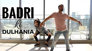 Badri Ki Dulhania Dance | Bollywood Hip Hop Choreography | Badrinath Ki Dulhania Title Track