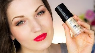 HD Foundation Tutorial | Make Up For Ever HD