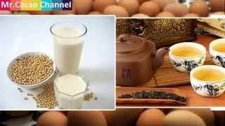 Những món ăn cấm tuyệt đối dùng chung với trứng gà