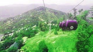 Murree Chair Lift View | Murree Pakistan 2019