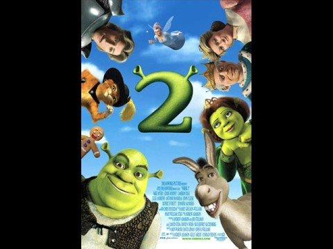 Shrek 2 - i need a hero Jennifer Saunders