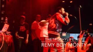 TheTrophyLife.Net: Remy Boy Monty Performs