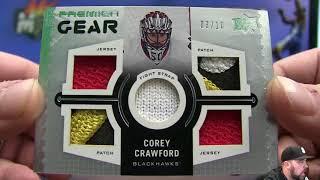 2016-17 UD PREMIER NHL 5 BOX CASE #1