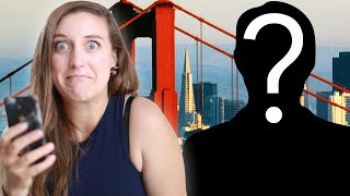 Single Woman Travels To San Francisco To Find A Date