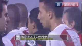 Entrevista Vangioni | River 3 - 0 Tigres | FINAL COPA LIBERTADORES