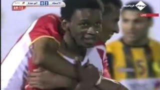 الاتحاد 2 و الوحدة 1 دوري المحترفين 2009 تعليق فارس عوض أبوظبي الرياضية