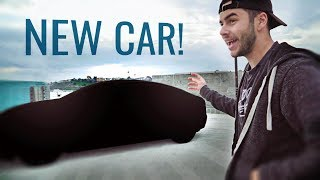UNVEILING MY BRAND NEW CAR!