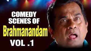Superhit Comedy Scenes of Brahmanandam - Vol 1