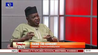 NLC Should Not Continue To Be A Militant Organisation -- Olaosebikan