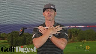 Learn This Power Move From Dustin Johnson's Trainer   Golf Digest