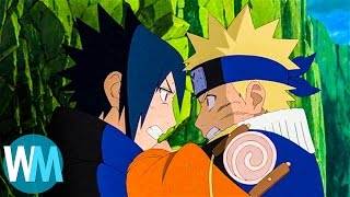 Top 10 Best Rival Fights In Anime