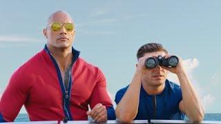 BAYWATCH con Dwayne Johnson e Zac Efron - Trailer italiano ufficiale (red band)