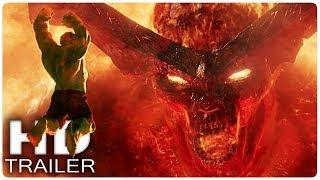 THOR RAGNAROK Trailer 2 Español (Extendido) Marvel 2017