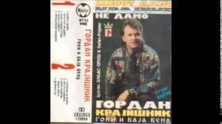 Gordan Krajisnik - Zove rodna gruda - (Audio 1994)