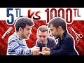 Download Video Download 5TL Berber vs. 1000TL Berber! (#SonradanGörme) 3GP MP4 FLV