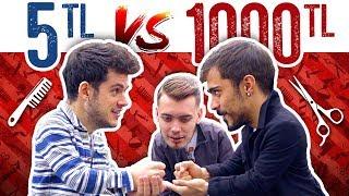 5TL Berber vs. 1000TL Berber! (#SonradanGörme)