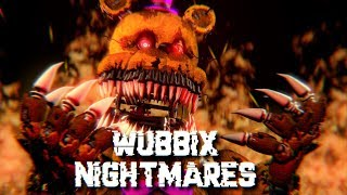 [SFM/FNAF] Wubbix  (Nightmares)  Ultimate Custom Night (Sister Location) Official Music Video