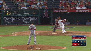 Simmons scores on Bogaerts' miscue