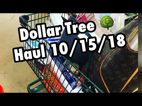 Xxx Mp4 DOLLAR TREE HAUL 10 15 18 A CART FULL You Know How It Goes 3gp Sex