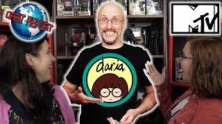 MTV Revives Daria - Orbit Report