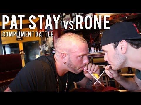 KOTD - Compliment Rap Battle - Pat Stay vs Rone (Alternate Audio)