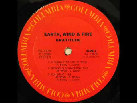 Earth Wind & Fire Reasons Live Version