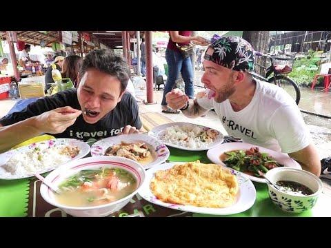 Xxx Mp4 THAI FOOD TOUR Of Bang Nam Pheung With MARK WIENS Bangkok Thailand 3gp Sex